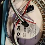 LED juosta atspari drėgmei WS2812B photo review