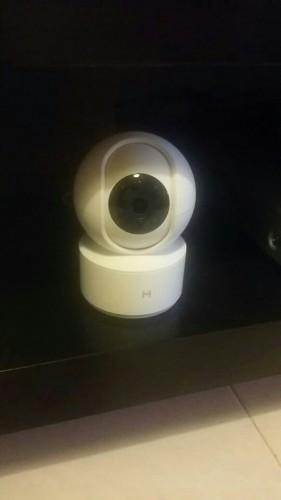 Išmanioji namų kamera imilab C20 su naktinio matymo funkcija 1080P HD photo review
