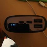 Išorinė baterija Power Bank 20000mAh photo review