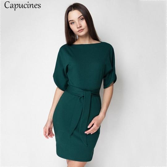 Trikotažinė suknelė Capucines