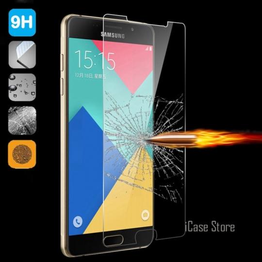 Grūdinto stiklo apsauga Samsung Galaxy S3 S4 S5 S6 S7